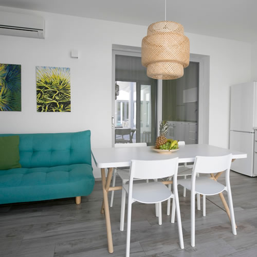 Apartments Favignana for family